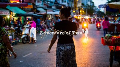 Adventure of Two - Ho Chi Min City, Vietnam (Saigon)
