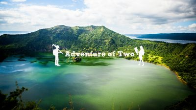 Taal Volcano Philippines by Adventure of Two