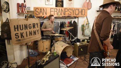 San Franpsycho - Hungry Skinny by Dylan Ozanich