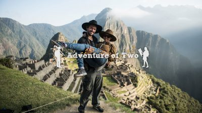 Adventure of Two - machu picchu by Dylan Ozanich