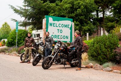 Finding Main Street cross country motorcycle trip. Photography by Dylan Ozanich. The project Finding Main Street consisted of a two month cross country motorcycle trip. Dylan Ozanich, photographer and cinematographer.