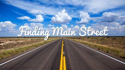 Finding Main Street - by Dylan Ozanich