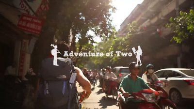 Adventure of Two Hanoi Vietnam - by Dylan Ozanich
