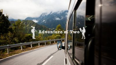 Adventure of Two - The bus from Sapa to Dien Bien