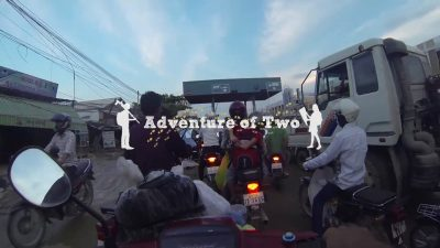 Phnom Pehn Cambodia by Adventure of Two