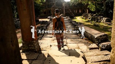 Angkor Wat Cambodia by Adventure of Two - Dylan Ozanich Video and Photography