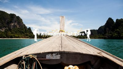 Adventure of Two Krabi Thailand by Dylan Ozanich
