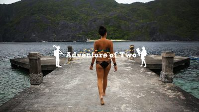 Adventure of Two - El Nido Philippines by Dylan Ozanich