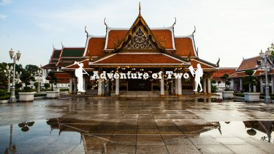 Bangkok Thailand - Adventure of Two by Dylan Ozanich