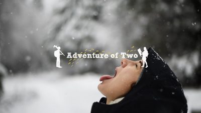 Adventure of Two - Yosemite by Dylan Ozanich